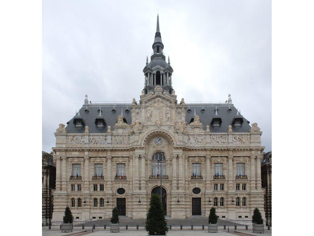 Hotel de ville de Roubaix