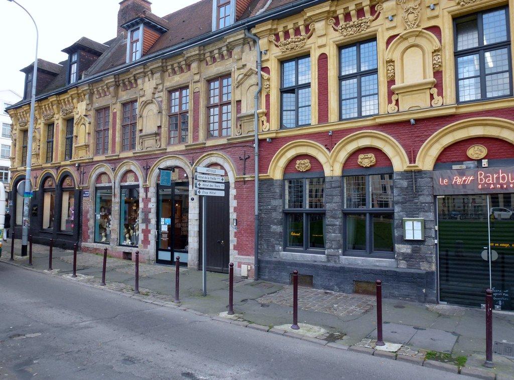 Vieux Lille (Rue de la monnaie)