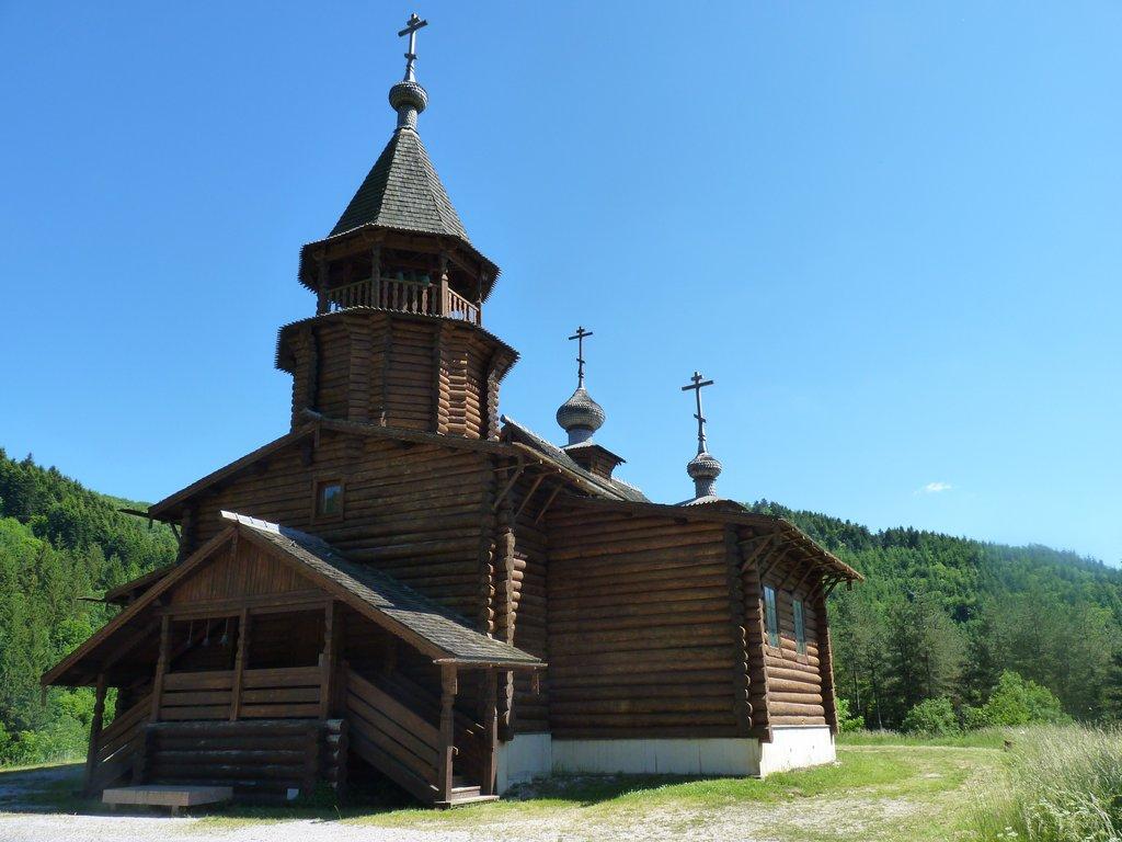 Eglise russe orthodoxe de Sylvanès