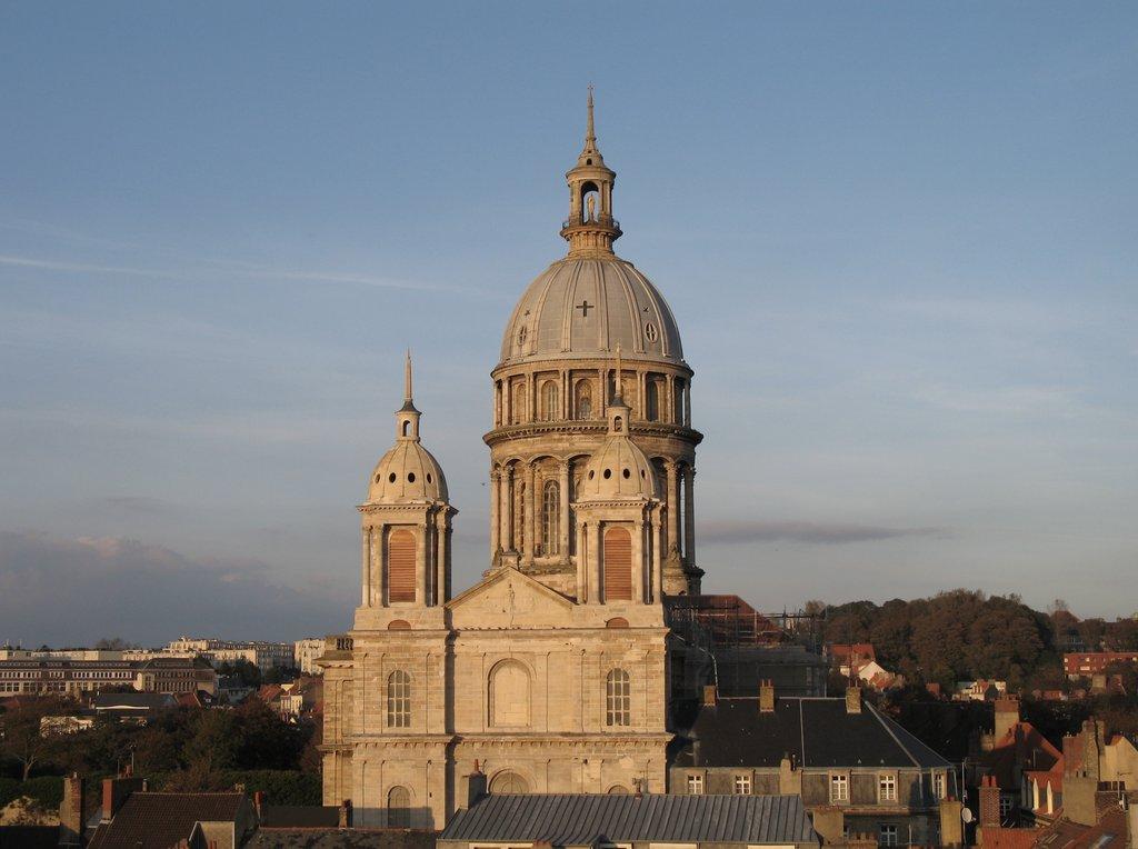 Basilique Notre-Dame-de-l'Immaculée-Conception de Boulogne-sur-Mer