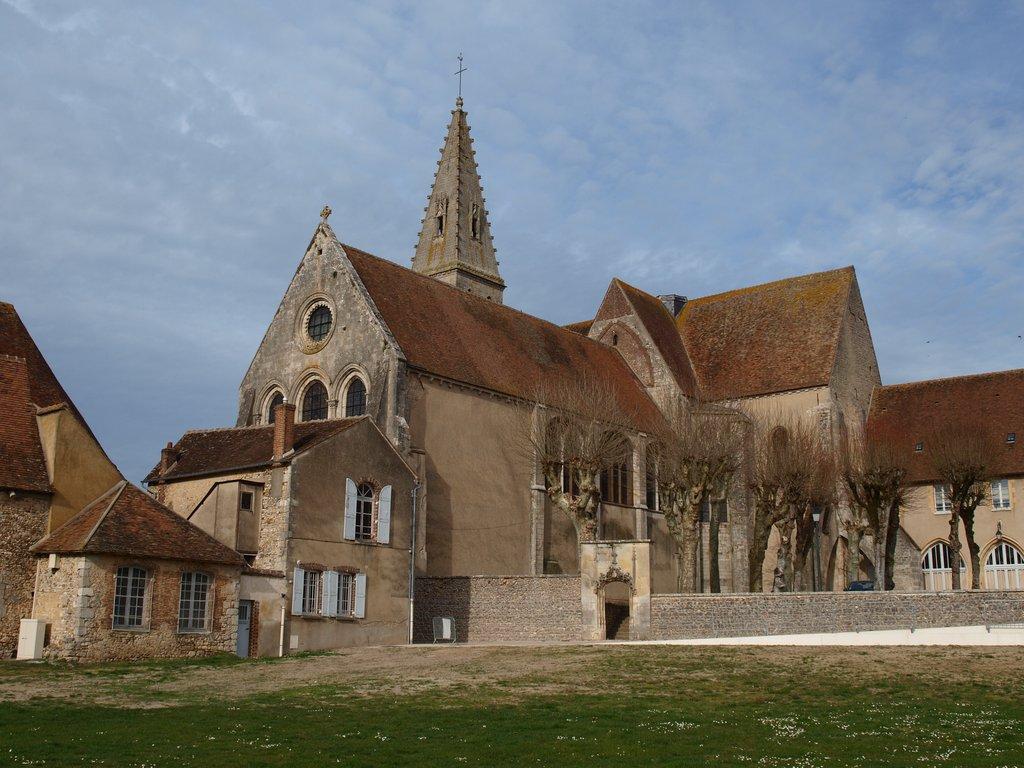 Ancienne Abbaye Bénédictine Royale de Ferrières-en-Gâtinais