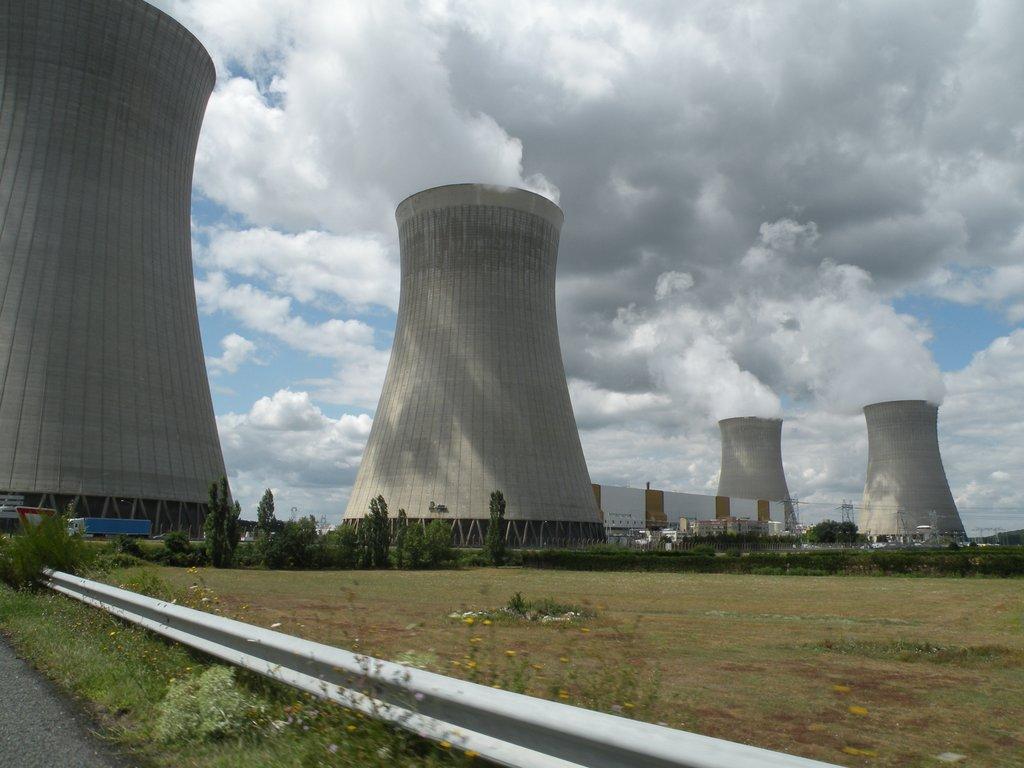 Centre nucléaire de production d'électricité de Dampierre