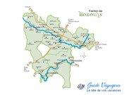 Plan canton de Bozouls