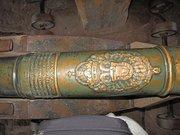 Cannons of XVIth century details (Haut-Koenigsbourg)