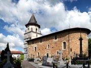 Ainhoa église Notre-Dame de l'Assomption