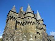 Le Château de Vitré - Le Châtelet
