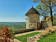 Château-Chalon, le colombier abbatial