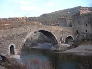 vieux pont de Lagrasse