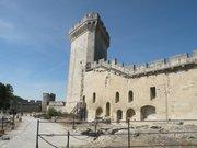 Chateau de Beaucaire donjon