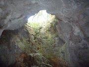 Entrée Grotte des demoiselles