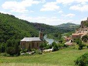 Village de Peyre et son église