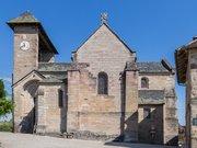 Église Saint-Barthélémy, Curemonte