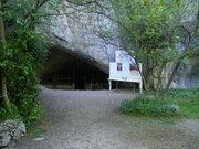 La Grotte d'Alliat ou Grotte de la Vache