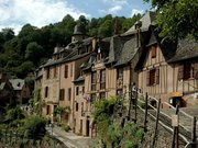 village médiévale de Conques