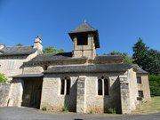 Estaing Vinnac église