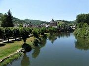 Lot Sainte-Eulalie-d'Olt pont aval