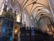 Cathedrale Saint Bertrand de Comminges-Intérieur