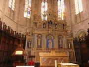 Saint-Bertrand-de-Comminges cathédrale retable