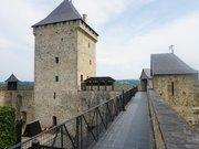 Rempart du château de Mauvezin