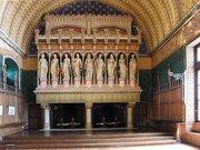 Salle des Preux du Château de Pierrefonds