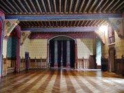 Pierrefonds Château de Pierrefonds Innen Salon de Réception 5