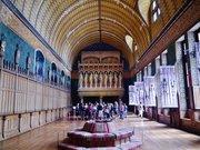 Pierrefonds Château de Pierrefonds Innen Salle des Preuses