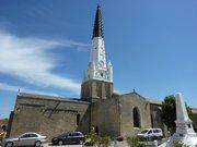 Exterior of Église Saint-Étienne d'Ars-en-Ré
