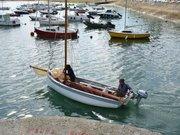 Jetee port La Flotte