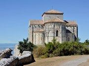 Talmont-sur-Gironde - Église chevet