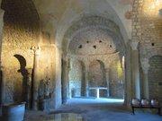 Venasque Baptisterium Interior