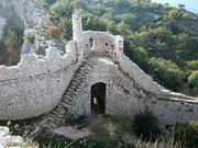 Tour du Château de Crussol