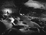 Grands gours Grotte de St Marcel