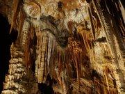 Grande salle Grotte de la Madeleine