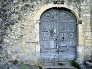 Vieille porte a Mirmande