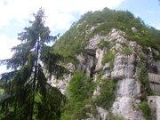Grottes des Échelles à Saint Christophe