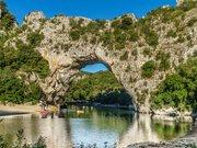 L'Arche de pont d'Arc