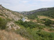 Gorges du Chassezac - Cornilhon