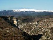 Gorges de la Nesque et Mont Ventoux