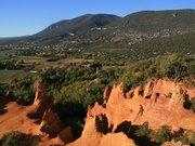 Les Ocres de Rustrel - Le Colorado Provençal