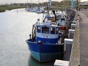 Le port du Hourdel