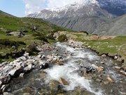 Ruisseau du Cot Gèdre Troumouse aval