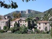 Cirque de Navacelles-Le village-haut