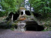 Grotte Ermitage - Massif de la Serre