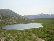 Corse GR20 Lac de Nino