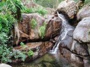 Les cascades et piscines d'Aïtone