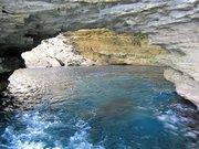La grotte du dragon (Grotte marine de Sdragonato)