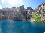 Le lac de Capitello