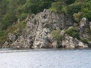Lac de Guerlédan et les Gorges de Daoula