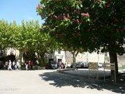Place à Aiguèze