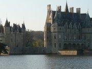 Chateau de la bretesche et son donjon